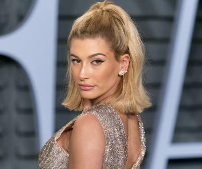 Hailey Baldwin chops off her hair