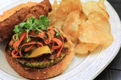 6 Veggie Burger Recipes We Love