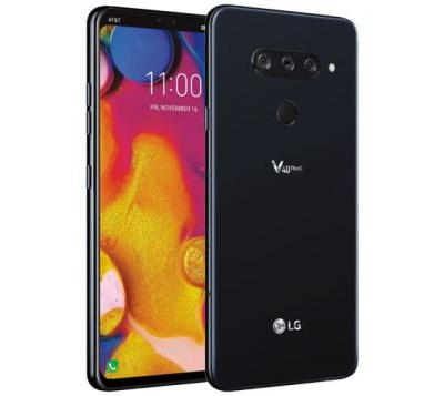 This is the new LG V40 ThinQ with its five cameras