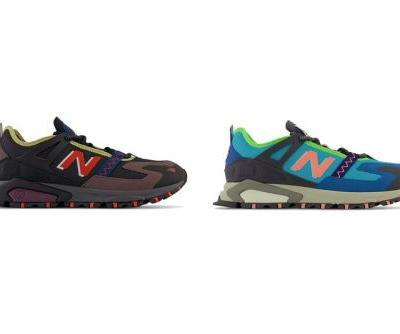 New Balance Expands its X-Racer Lineup with Two Bold New Colorways