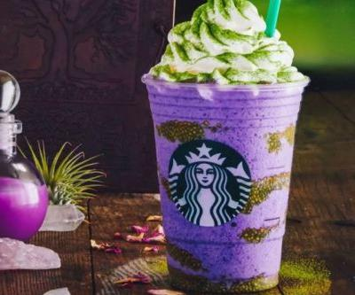 Starbucks Introduces New Halloween-Themed Witch's Brew Frappuccino