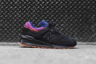 """New Balance Unveils New """"Magent"""" Colorway for Its 997 Model"""