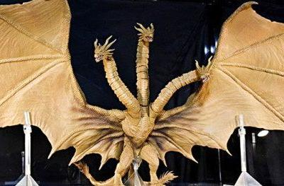 Godzilla 2 Toys Fully Reveal King Ghidorah, Mothra, &