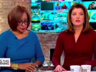'CBS This Morning' Hosts Address Charlie Rose Allegations