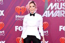 Halsey Joined By Yungblud & Travis Barker For Explosive iHeartRadio Music Awards Opening