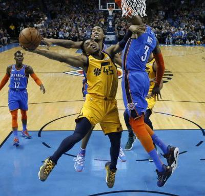 Paul George hits game-winner in 2OT victory over Jazz