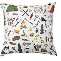 Woods Nursery Adventure Camp Accent Pillow