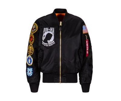 Alpha Industries Honors Military Heroes With New Bomber Jackets