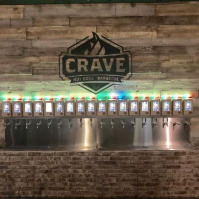 Crave Hot Dogs and BBQ Starts the Year out Strong with Franchise Sales!