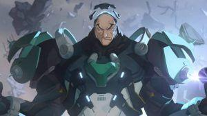 Sigma Pulls Into Overwatch As The Next Hero