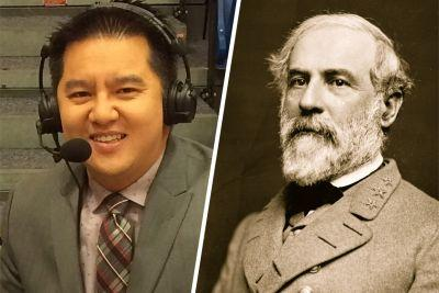 ESPN Removes Asian American Broadcaster Robert Lee from Covering Virginia Game 'Simply Because of the Coincidence of His Name'