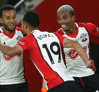 Southampton 1 West Brom 0: Boufal stunner ends Saints' winless run