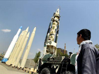 Iran to take 'any action necessary' to respond if US passes sanctions over ballistic missile program
