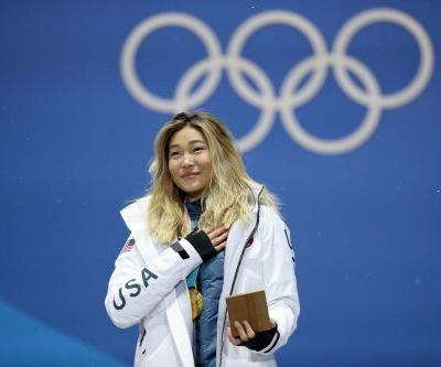 """Why Chloe Kim Didn't Cry While Winning Gold: """"I Worked So Hard on My Eyeliner"""""""