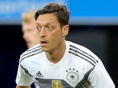 Ozil dreams of beating England in World Cup final