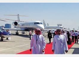 Abu Dhabi Airports taking part in the Saudi International Airshow 2019