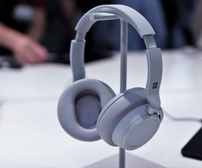 Surface Headphones hands-on: Cortana, bring the noise