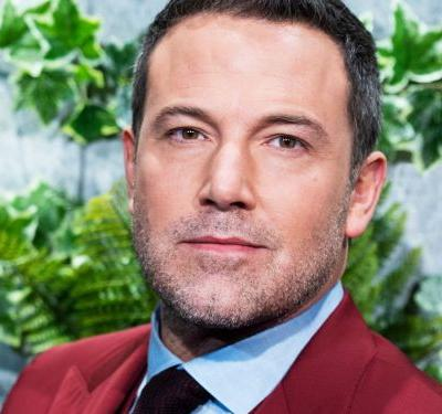 Ben Affleck Loves His Back Tattoo, Thank You Very Much