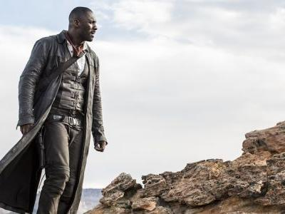 How Idris Elba Feels About Those Bad Dark Tower Reviews