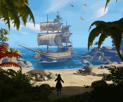 Sea of Thieves is huge, fun, and just what the Xbox One needs