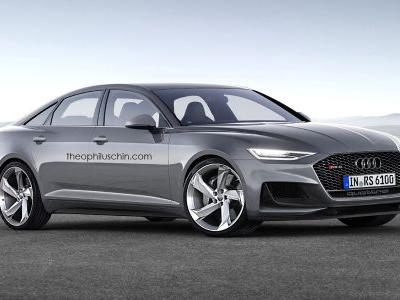 New Audi RS6 Could Arrive Next Year With 600 Horses
