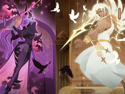 Zaphreal and Lucretia are the newest characters to join the AFK Arena roster