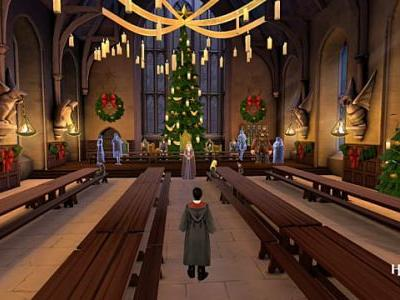12 Days of Christmas Come to Harry Potter: Hogwarts Mystery