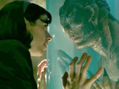 Shape of Water Has a Shocking Human / Fish Monster Sex Scene