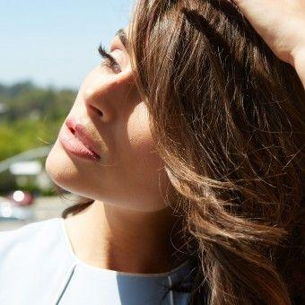 Olivia Culpo Once Burned Off Her Hair
