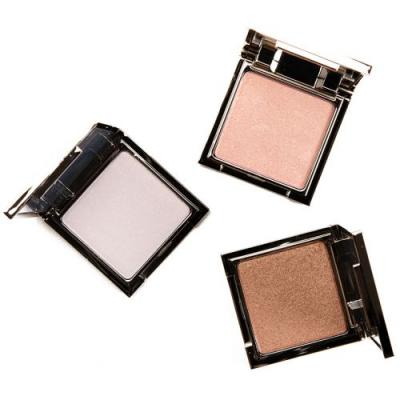 Jouer Skinny Dip/Rose Gold/Ice Powder Highlighter Trio Review, Photos, Swatches