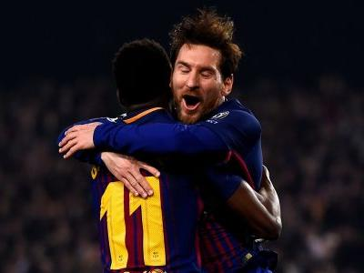 Messi & Higuain spearhead Champions League Team of the Round