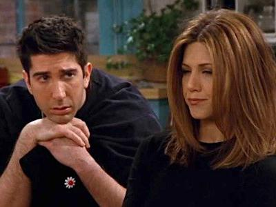 Friends' Ross And Rachel Weren't Even Supposed To Break Up
