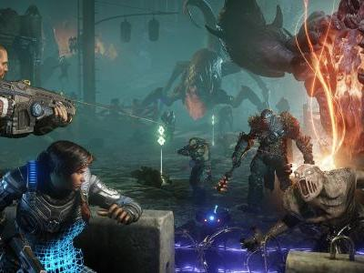 Gears 5 Adds New Multiplayer Characters, Including Major Villain
