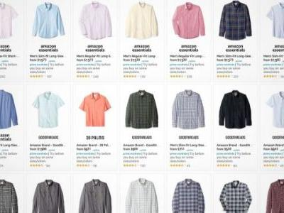 Amazon Makes Men's Shirts, And Dozens Of Them Are Dirt Cheap Right Now