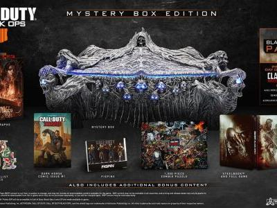 Call of Duty: Black Ops 4 Mystery Box Edition Announced