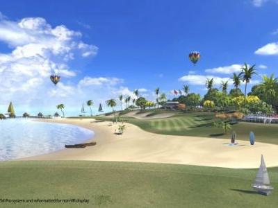 Everybody's Golf VR Review - On Par