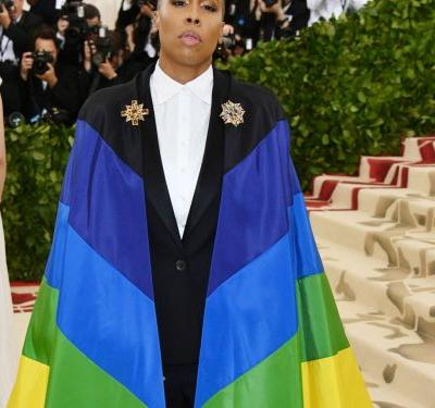Lena Waithe Shows Her Pride On The Met Gala Red Carpet