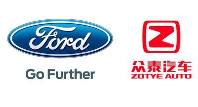 Ford Signs MoU With Zotye Auto To Produce EVs In China
