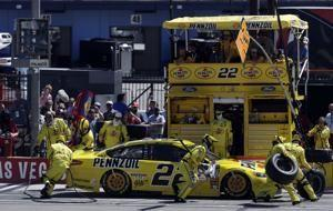 NASCAR Cup playoffs begin in Vegas race