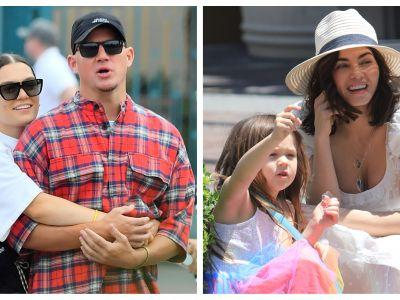 Channing Tatum's Girlfriend Jessie J Compliments His Ex Jenna Dewan on Her Parenting Skills