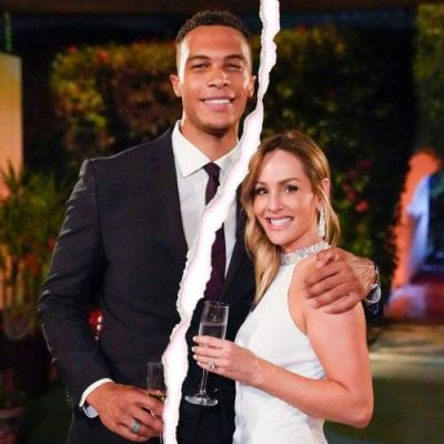 Bachelorette's Dale Moss Confirms Split From Fiancee Clare Crawley: We're Going 'Our Separate Ways'