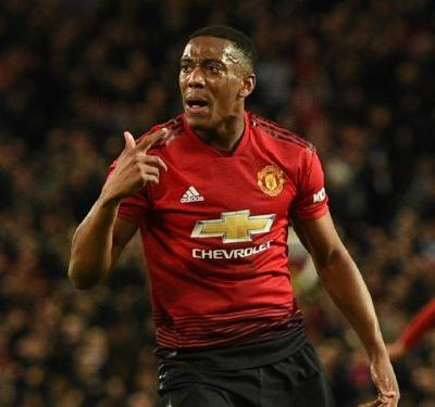 'Hopefully he is going to stay' - Mourinho wants new deal for in-form Martial