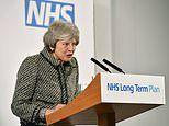 DR MAX PEMBERTON: Theresa May's NHS plan is a mere sticking plaster