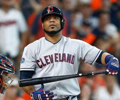 Edwin Encarnacion traded in 3-way deal as finally something happens