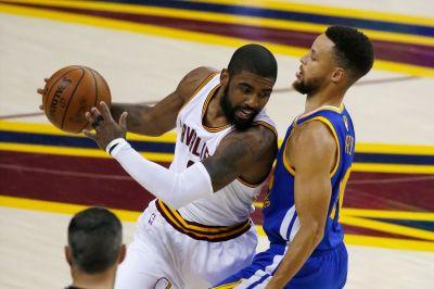 On Basketball: Kyrie gets a new address, but Cavs win trade