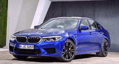 2018 BMW M5 Leaks Online Before Global Premiere