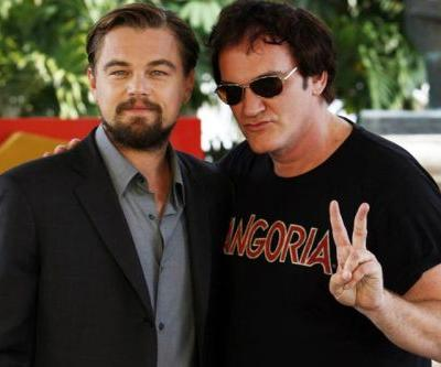 Leonardo DiCaprio Will Star in Quentin Tarantino's Upcoming Charles Manson Movie