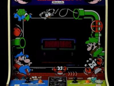Nintendo's Arcade Classics are Coming to Switch