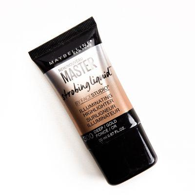 Maybelline Gold (300) Master Strobing Liquid Illuminating Highlighter