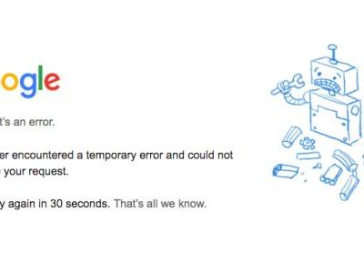 Google Drive isn't working for some people